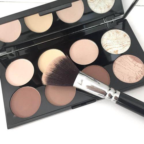 Makeup Revolution Contour Kit Review
