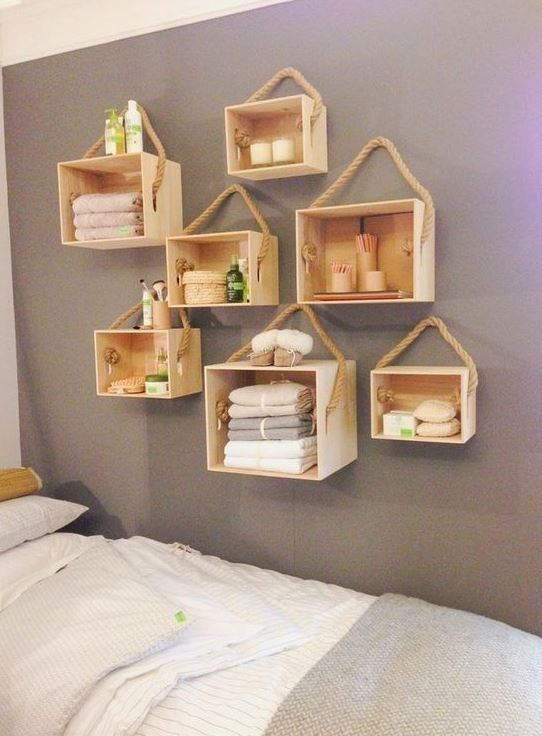 HomelySmart   19 Jaw Dropping Furniture Made Of Crates - HomelySmart