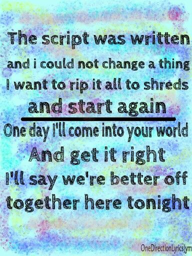 27 best one direction lyrics images on pinterest music lyrics i chose to pin this because this is my favorite song off of one directions midnight memories album altavistaventures Images