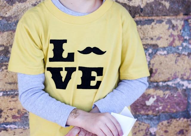 love mustache shirt, for @Sarah Dalgleish-Stoski