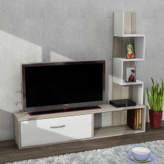 Akay Tv Ünitesi Cordoba-Beyaz