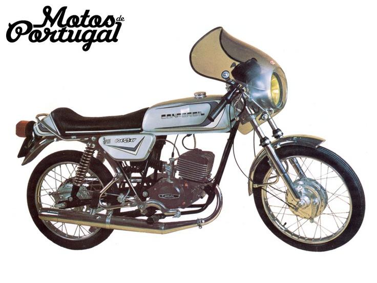 Vintage Confersil 604 GT6v Sport (Made in Portugal)