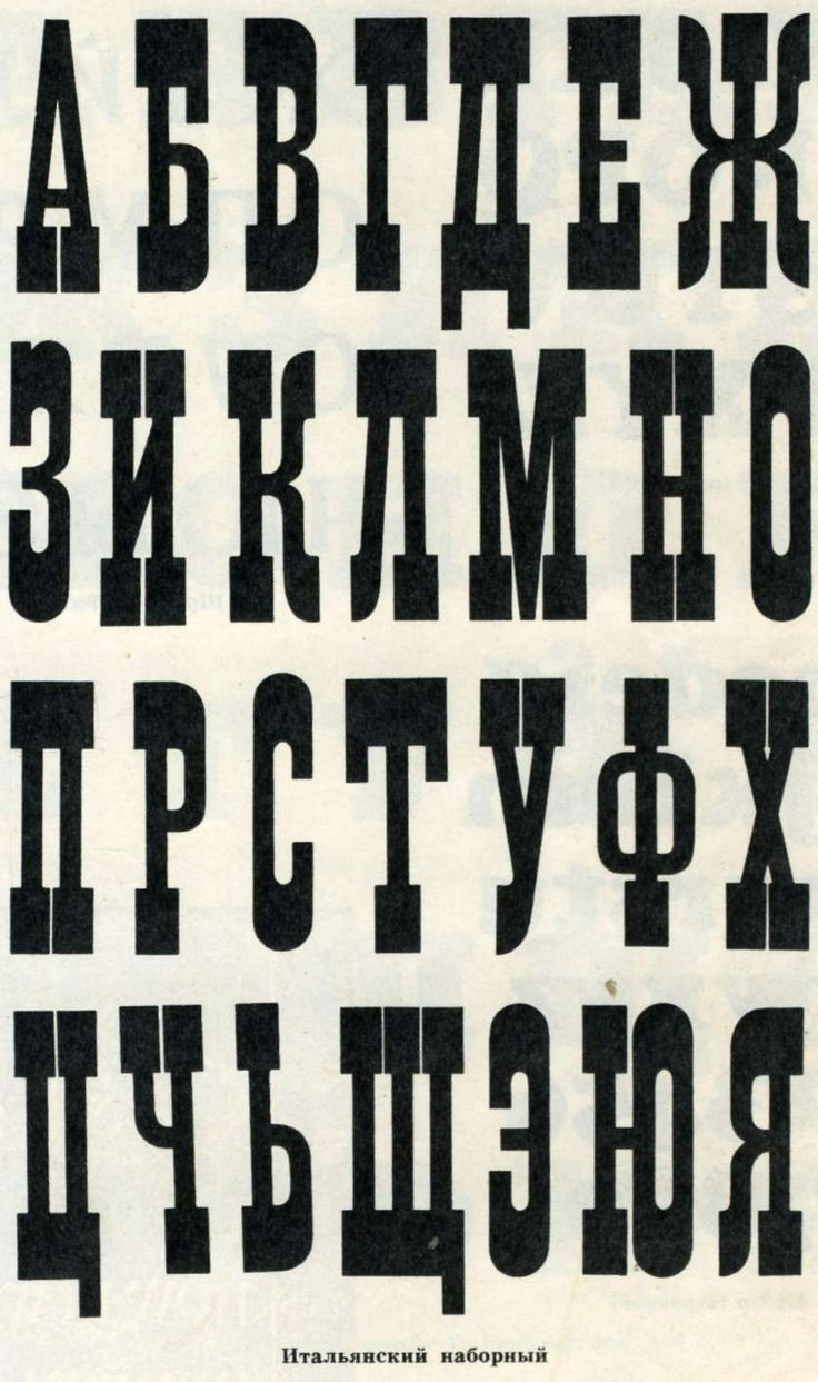 russian cyrillic alphabet