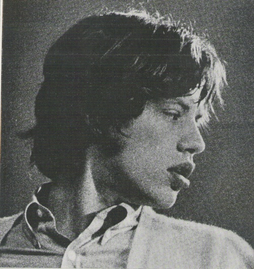 Mick Jagger...forever young I wanna be forever young