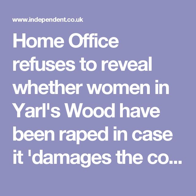 commercial interests' of companies. Last year, the chief prisons inspector called Yarl's Wood 'a place of national concern' following concerns over alleged sexual abuse and intimidation of women detained there