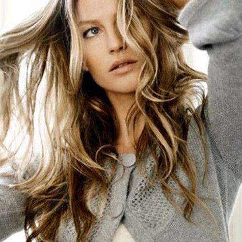 I want Gisele's hair!!