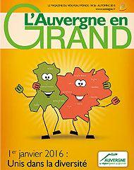 L'Auvergne en Grand n°26 - Automne 2015