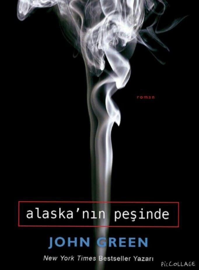 Alaska'nın Peşinde kitap kapağı