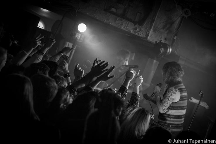 5 - Disco Ensemble @HulluPullo, Vaasa.