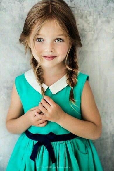 Cutest little girl******* on We Heart It