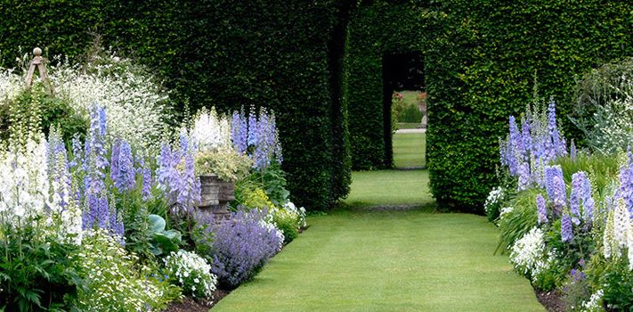 What to do with a blank backyard or balcony?  The options are interesting. Photo: Levens Hall