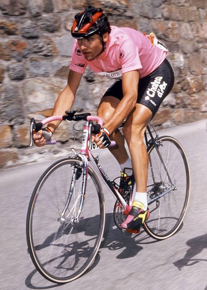 Gianni Bugno   Cycling inspiration, Racing cyclist, Cycling touring