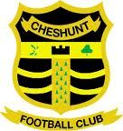 CHESHUNT FC   - CHESHUNT  -hertfordshire-