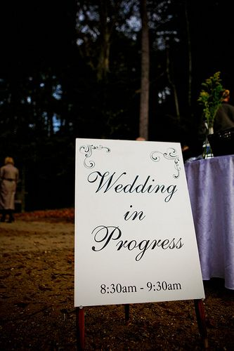 "How early is ""too early"" for a morning wedding? - what message are you sending with a morning wedding?"