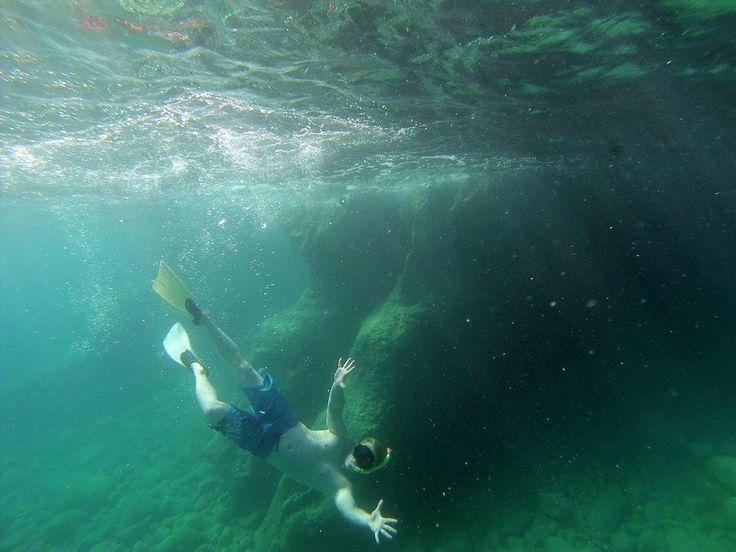Snorkeling Zakynthos
