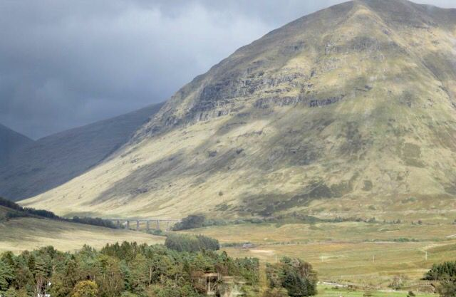 Highlands.. Photo taken by Andrea Crossan