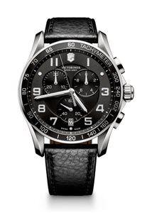 Pánske Hodinky Chrono Classic XLS 241651  Swiss-made quartzový strojček ETA G10.211, Presnosť merania chronografu až 1/10 sekundy, tachymeter priemer: ø 45 mm
