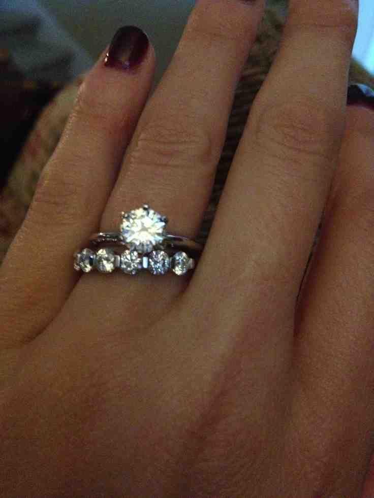 Diamantring 2 karat  60 besten carat engagement rings Bilder auf Pinterest | Schmuck ...