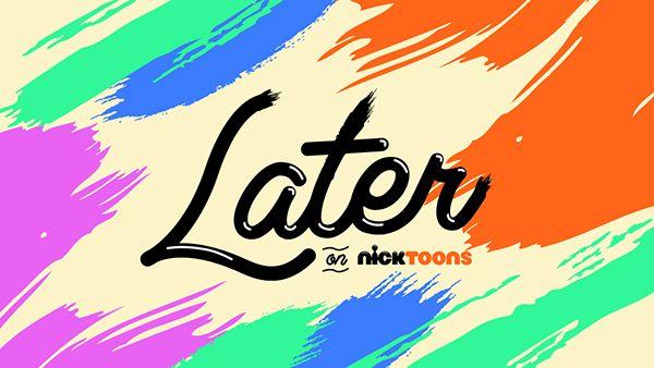 NickToons Rebrand Pitch on Behance