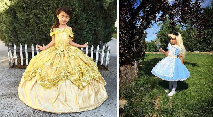 32-летний калифорнийский дизайнер Нефи Гарсия (Nephi Garcia) создает удивительные наряды для своих детей, вдохновившись мультфильмами от компании Дисней. Все началось с того момента, когда семья Не…