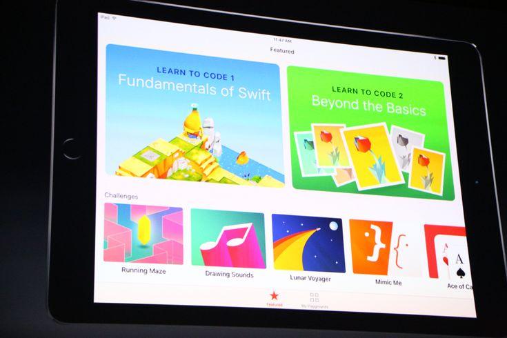 Spoločnosť Apple oznámila, že nový operačný systém iOS 10 príde s aplikáciou pre deti –Swift Playgrounds. Ide o platformu, ktorá ich bude učiť programovať a to serióznym a zároveň zábavným spôsobom. Spoločnosť Apple už v minulosti vyvinula svoj vlastnýprogramovací jazyk, Swift, pre novú generáciu developerov. Medzi nimi sa však nachádzajú aj takí. ktorí majú menej …
