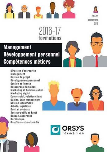 Présentation des nouveautés formations ORSYS management. A lire sur le blog #Management d' #Orsys : http://blogs.orsys.fr/management/index.php/2016/09/tendances-management-et-competences-metiers-2016-2017/