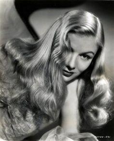 Veronica Lake - November 14 1922 - July 7, 1973 born - Constance Francis Marie Okleman