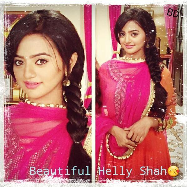 Beautiful Helly Shah