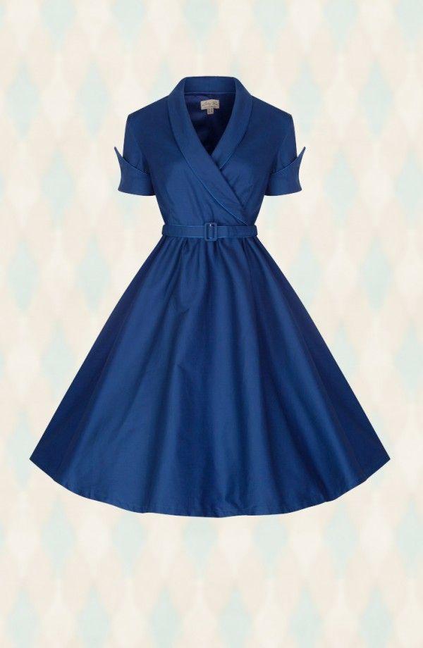 courtney_midnight_blue_swing-kleid-front