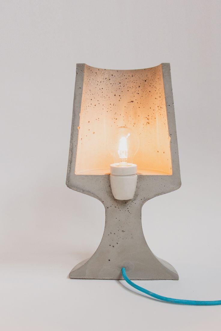 680 best lighting images on pinterest light fixtures crescentconcrete lamp qoowl 3 arubaitofo Gallery