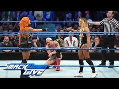 Becky Lynch vs. James Ellsworth: SmackDown LIVE, Nov. 7, 2017 YouTube