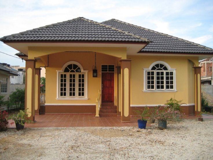 Rumah Sederhana Di Kampung Gambar Rumah Sederhana Di