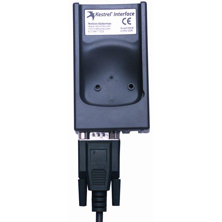 Kestrel 4000 Series Interface Serial Port - https://www.boatpartsforless.com/shop/kestrel-4000-series-interface-serial-port/