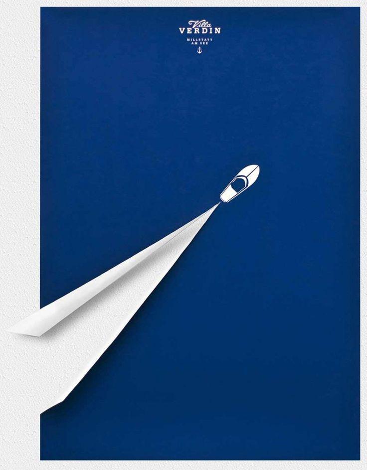 Villa Verdin – WIEN NORD Werbeagentur (A), 100 Beste Plakate