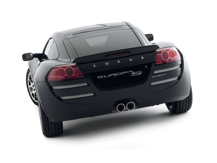 Lotus Europa S Touring Pack Option '2007–10