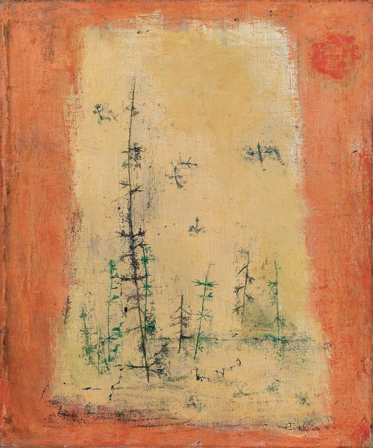 赵无极(Zao Wou-Ki)-(Zhao Wuji)(I)... | Kai Fine Art