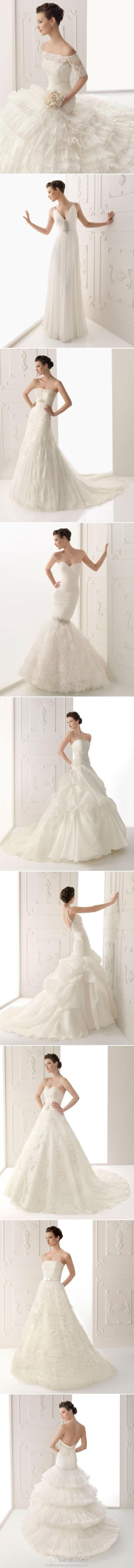 2013 Alma Novia Wedding Dresses