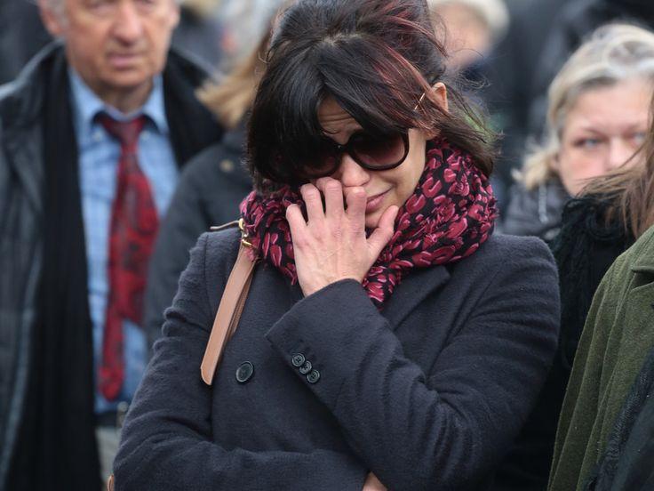 """Le 20h people : Sophie Marceau effondrée aux obsèques de Andrzej Zulawski, Jennifer Aniston émue face à ses """"Friends"""""""
