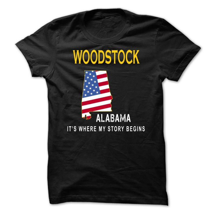 (Good T-Shirts) WOODSTOCK - Its Where My Story Begins - Order Now...