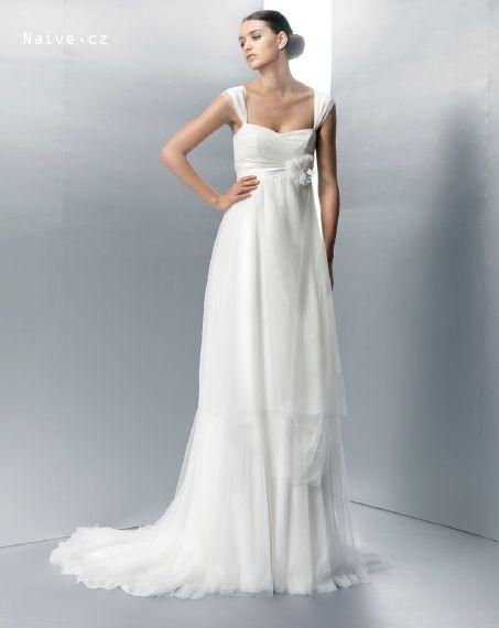 JESUS PEIRO svatební šaty, model 2057 (Praha)