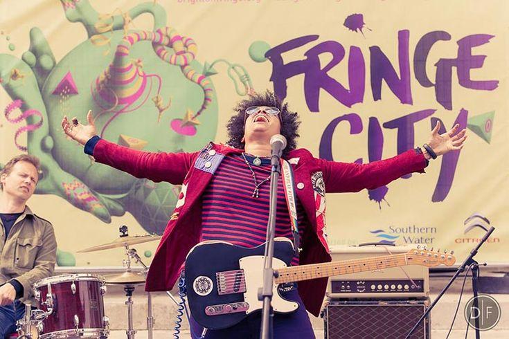 Brighton Fringe Festival 1st - 31st May 2015