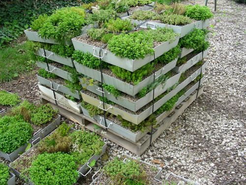 Green Roof Blocks Simple Solutions To Building Green Green Roof Roof Garden Rooftop Garden