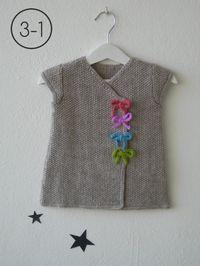 Vestido japonés - Libelula Handmade