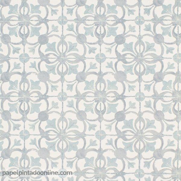 M s de 25 ideas incre bles sobre papel pintado cocina en - Empapelar sobre azulejos ...