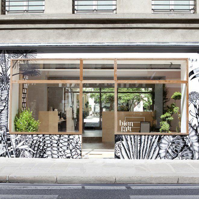 le premier showroom parisien de Bien Fait