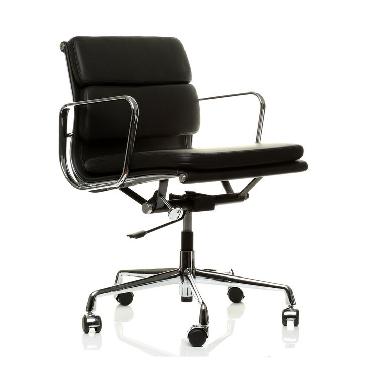 eames soft pad chair from vitra (group ea 217)