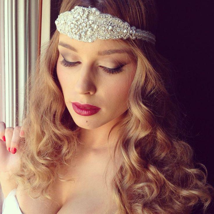 bridal makeup glamour