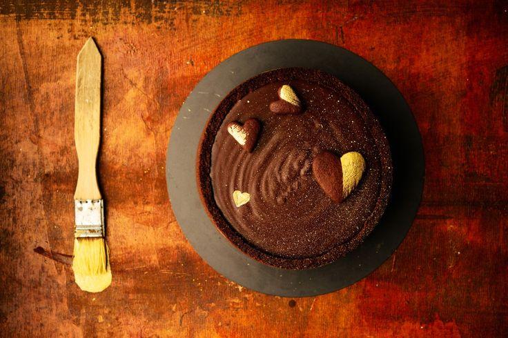 Torta al cioccolato di Ernst Knam: la ricetta perfetta San Valentino edition