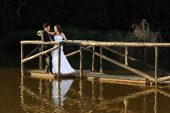 Makiti Wedding Venue near Muldersdrift has stunning gardens perfect for your wedding photos