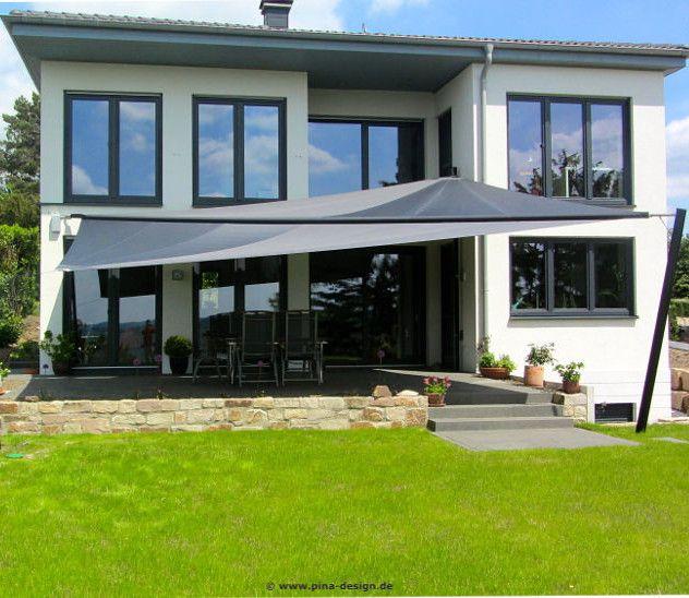 die besten 25 terrassen schatten ideen auf pinterest. Black Bedroom Furniture Sets. Home Design Ideas